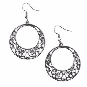 Free with Bundle Newport Nautical Silver Earrings